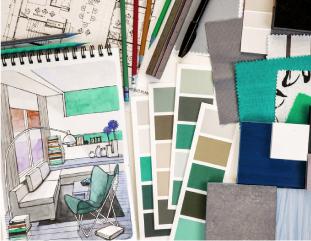 o que faz o técnico em Design de Interiores