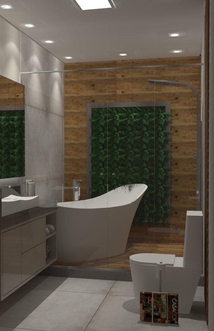 Concurso Estudos de Banheiro