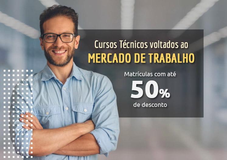 Cursos Técnicos da Escola Técnica Geração